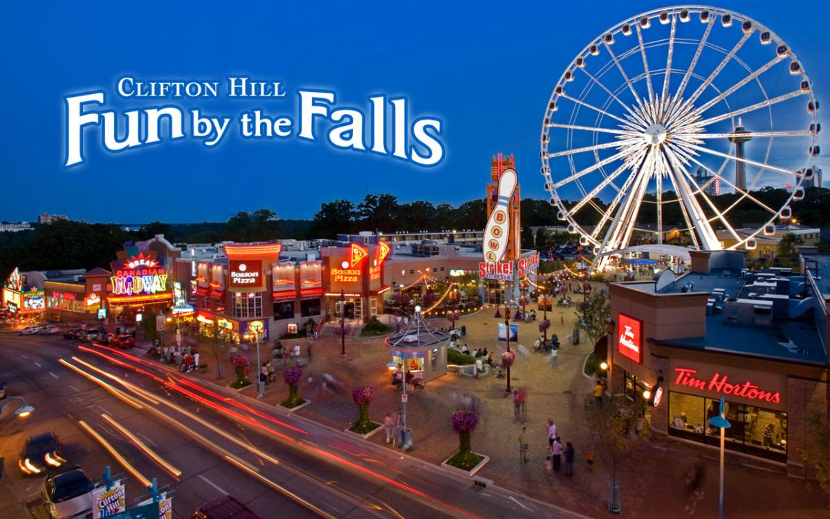 Clifton hill attraction discount coupons