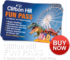 Clifton Hill Fun Pass, 5 Great Attractions 1 Low Price