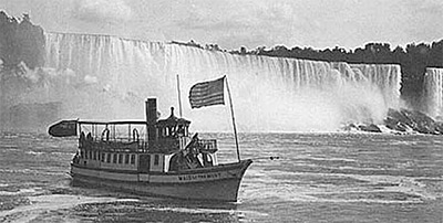 Niagara Attractions History