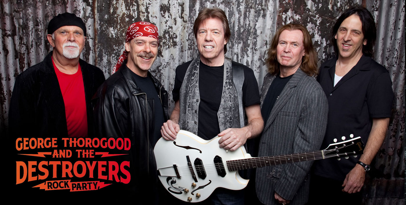 George Thorogood Rock Party
