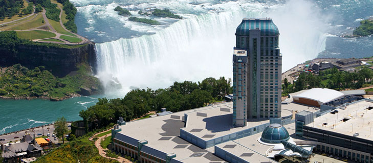 Niagara fallsview casino packages