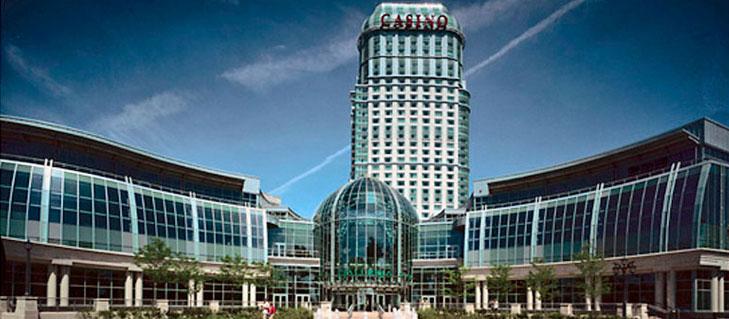 Fallsview Casino Reopening