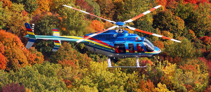 Niagara Falls Helicopter Tours