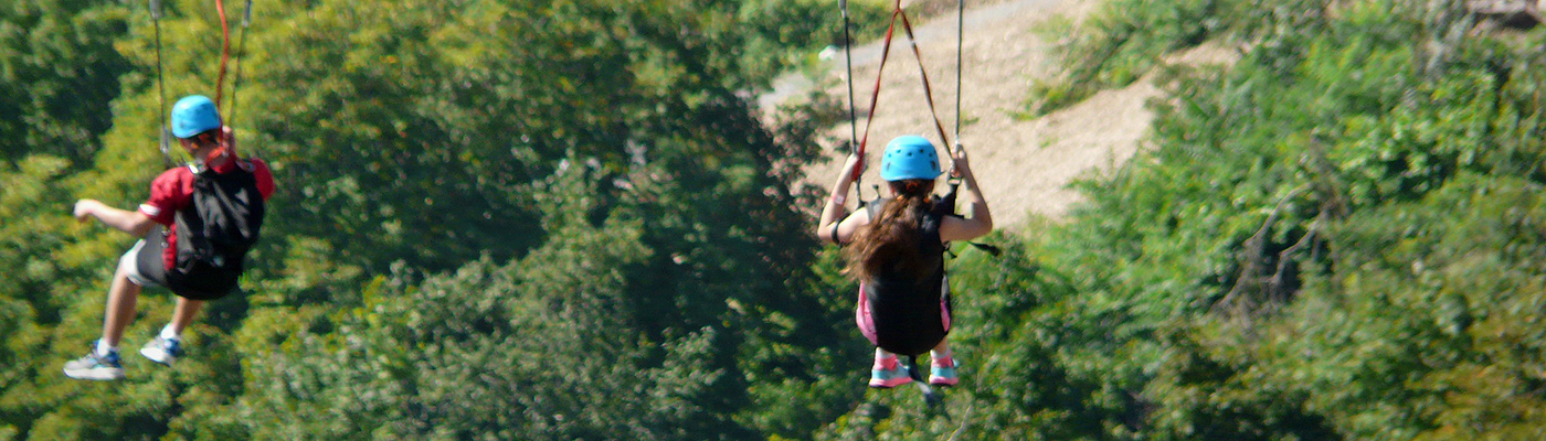 wildplay niagara zipline
