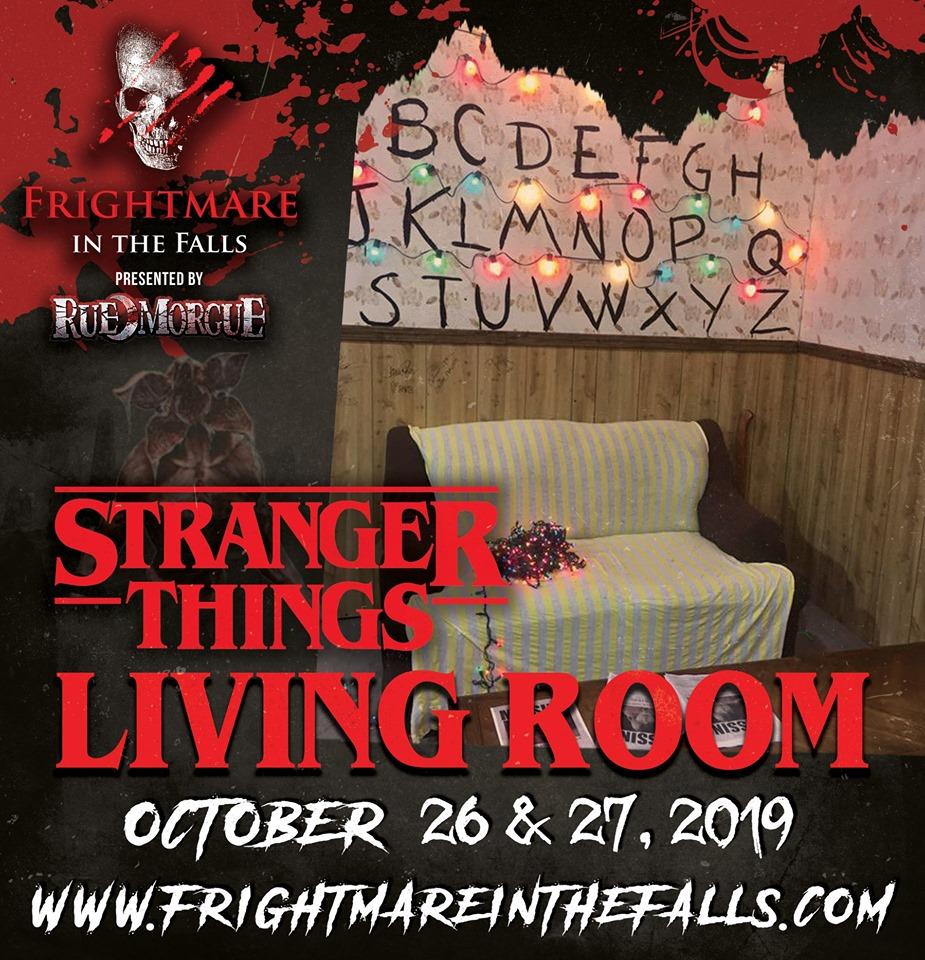 Frightmare in the Falls | Clifton Hill, Niagara Falls Canada