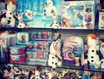 Frozen products at the Canada Trading Company