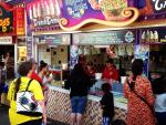 Ice Cream on Clifton Hill at Sweets N Treats