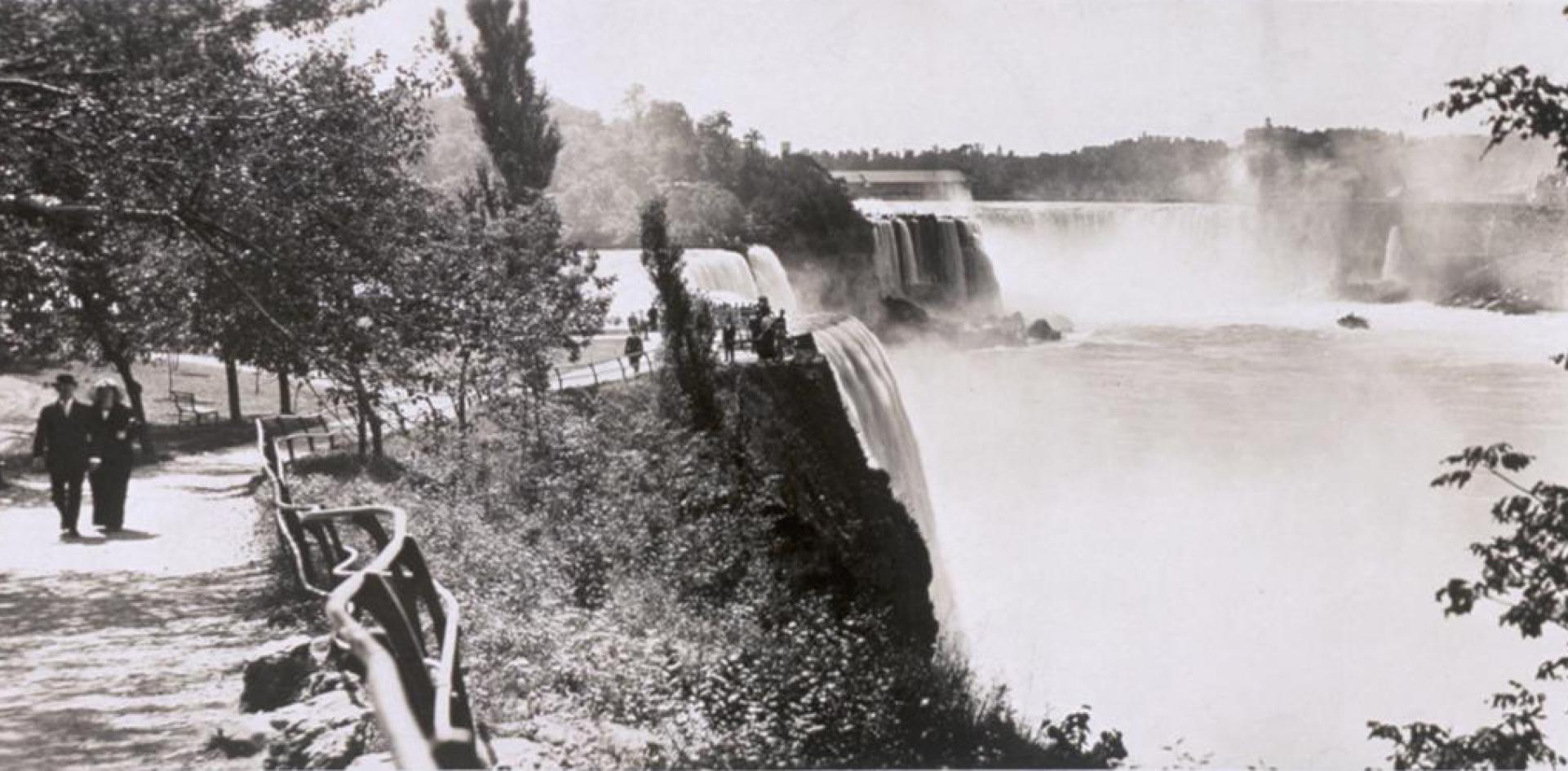 niagara falls tourism history