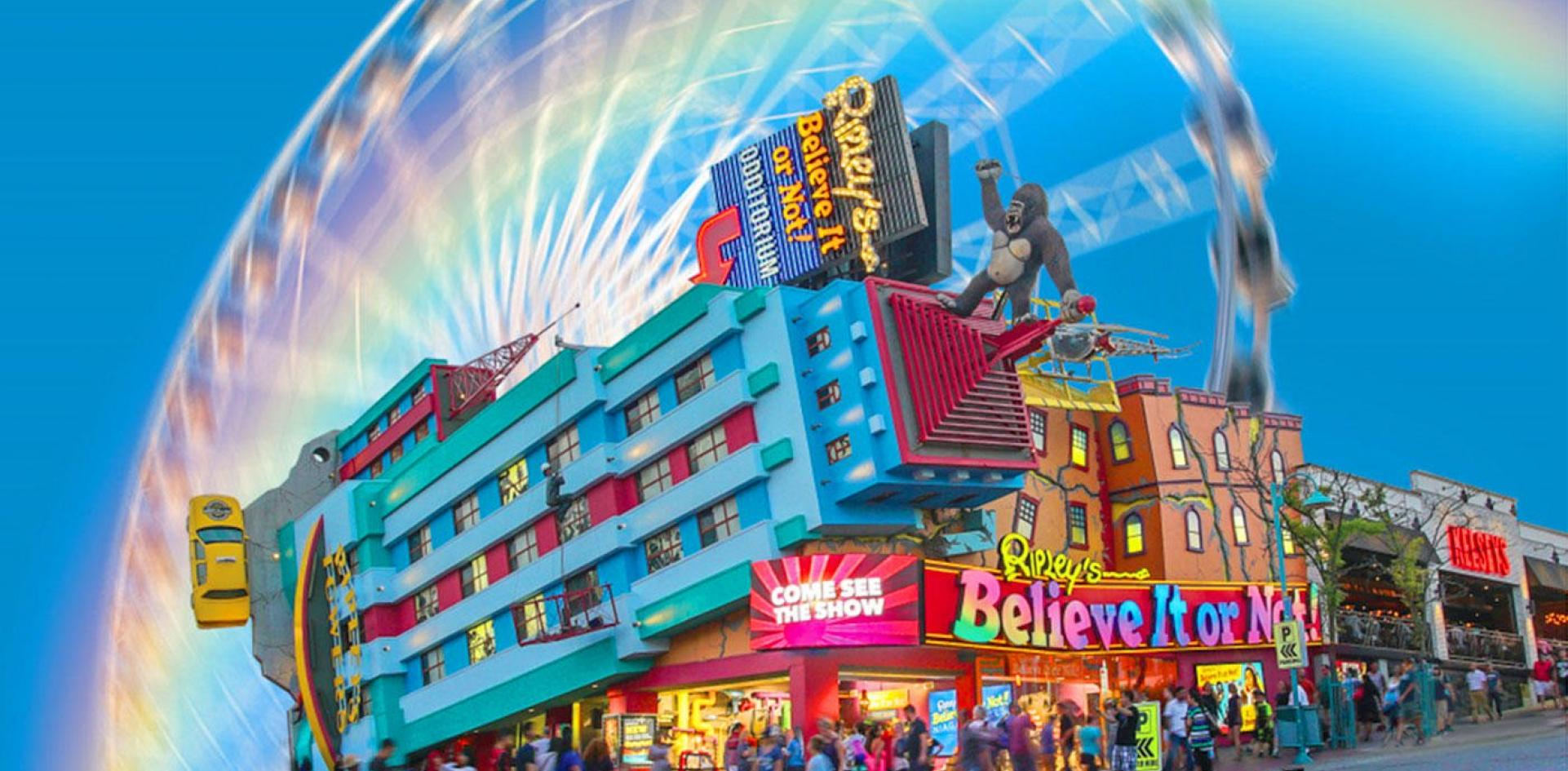 ripley s believe it or not offer clifton hill niagara falls canada