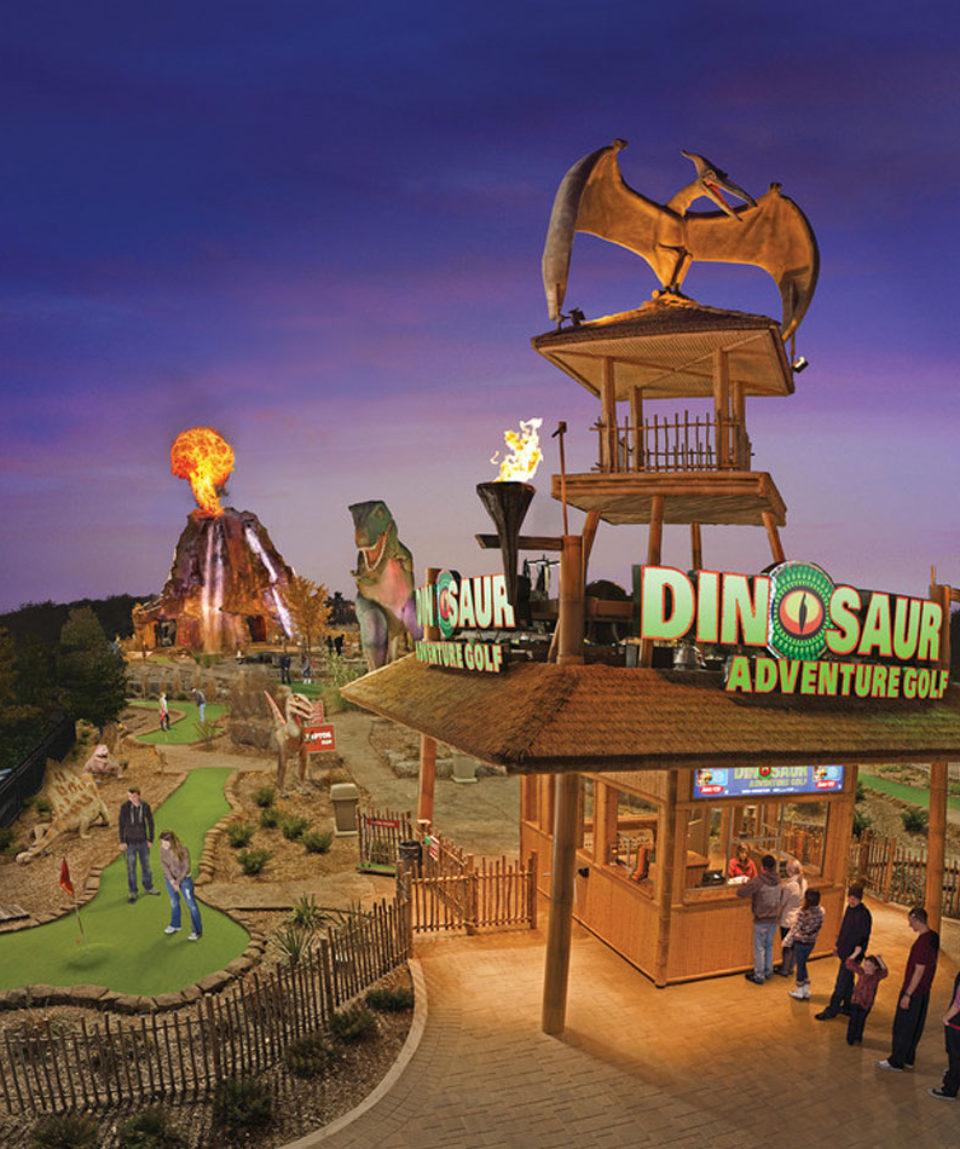 Dino Adventure