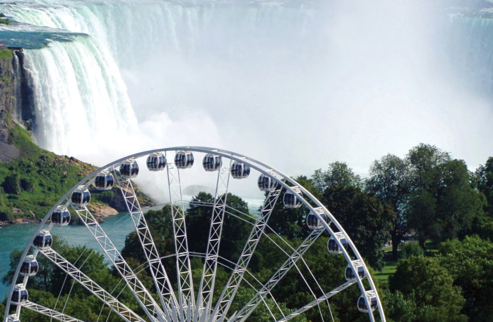 Niagara SkyWheel Group Tour