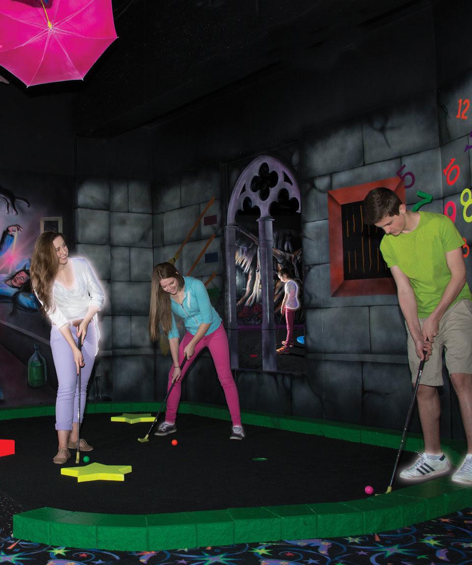 Wizards' Golf